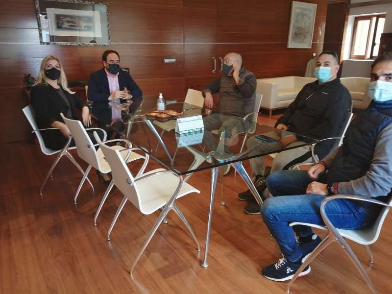 Imagen de la reunión/EPDA