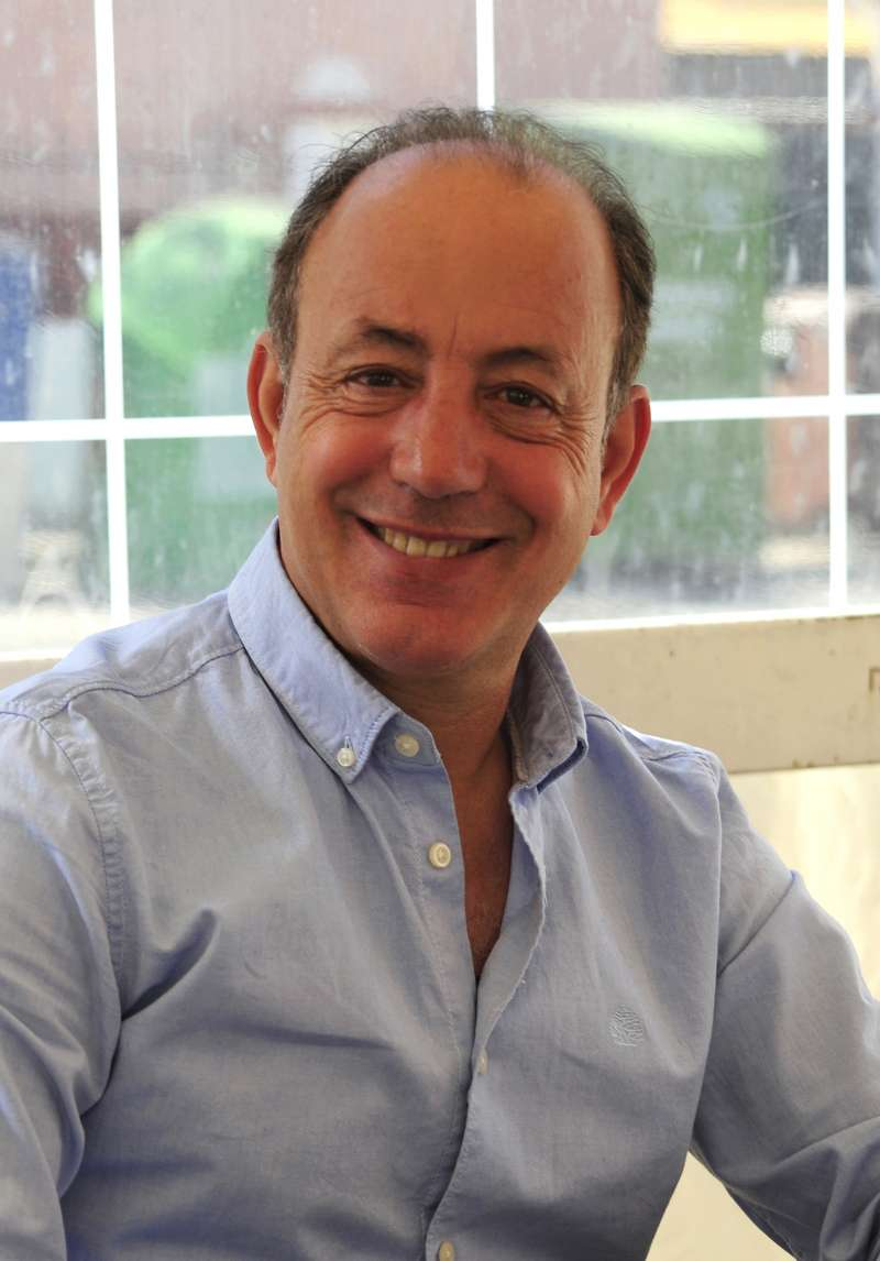 Alberto de Jesús, candidato de Vox Puçol. EPDA