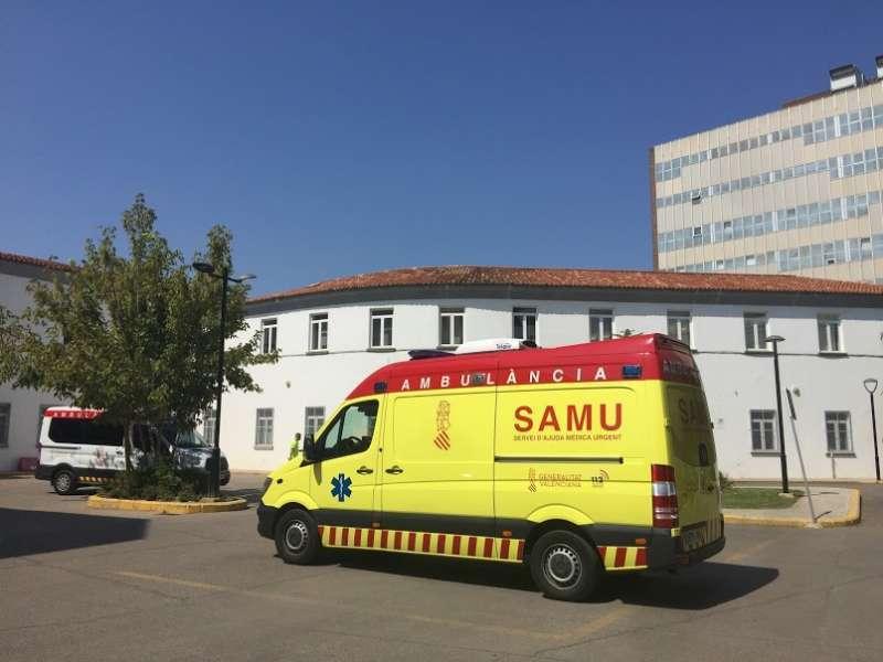 Imagen de archivo de una unidad del SAMU.