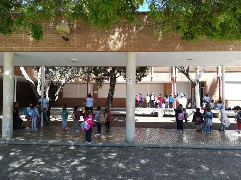 Escola de Pasua a Catarroja. EPDA