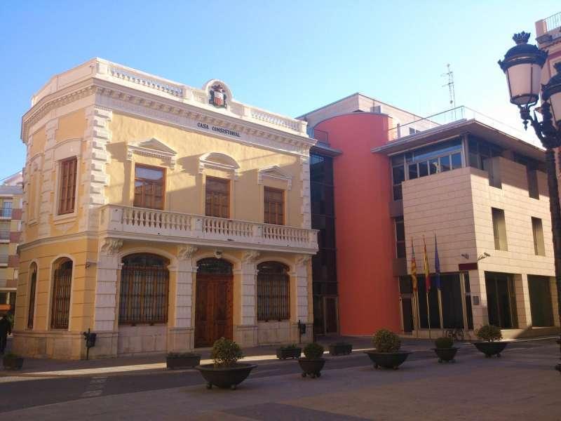 Foto archiu Ajuntament Algemesí