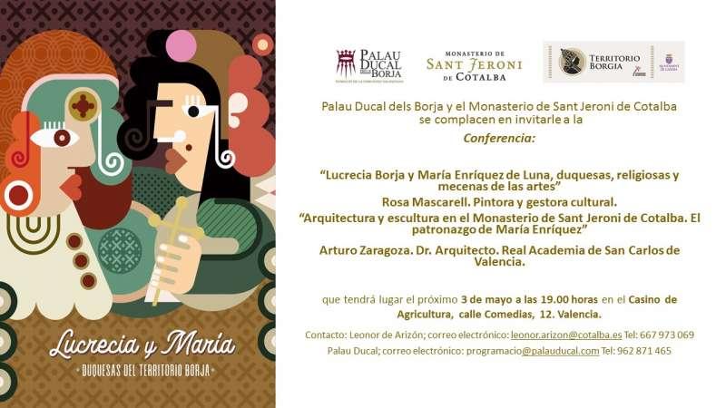 Invitación al evento