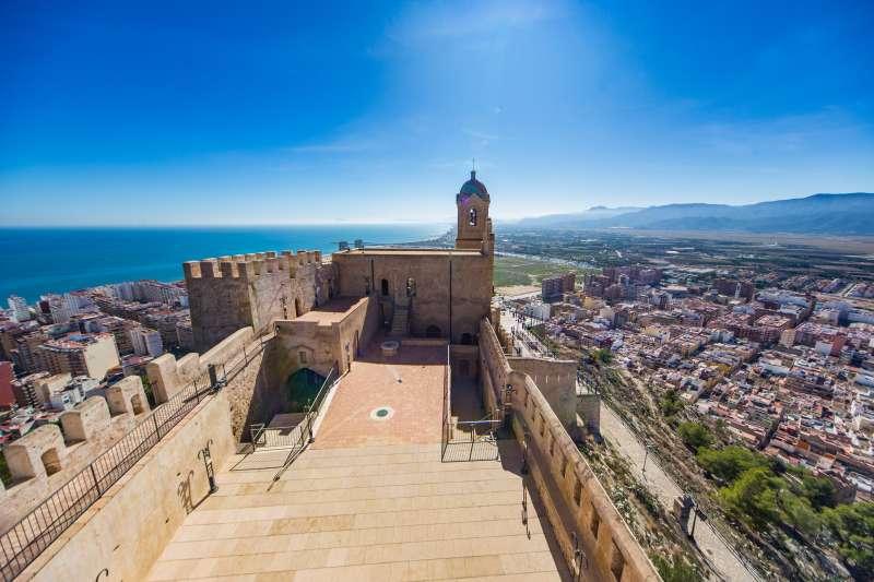 Han visitado la fortaleza 4.000 personas en agosto