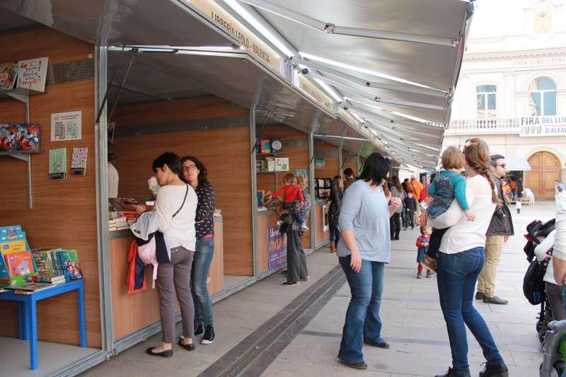 Feria del Libro de Alfafar
