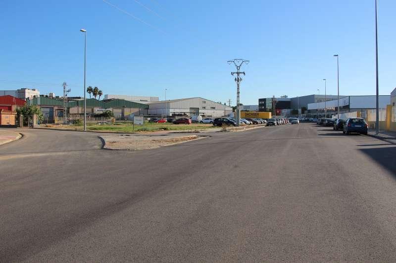 Polígon industrial de Picassent. EPDA