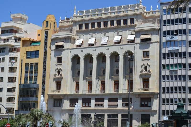 Ateneo Mercantil de Valencia. / EPDA