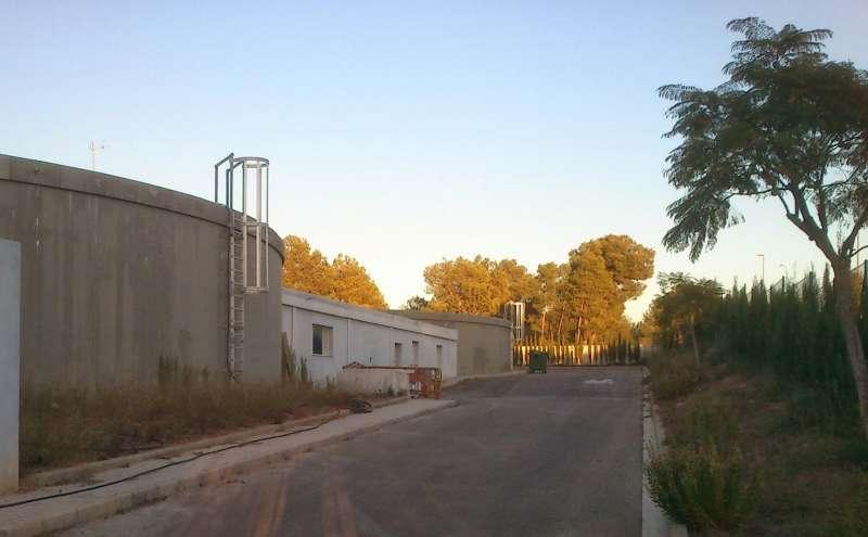 Depósito de Montesano