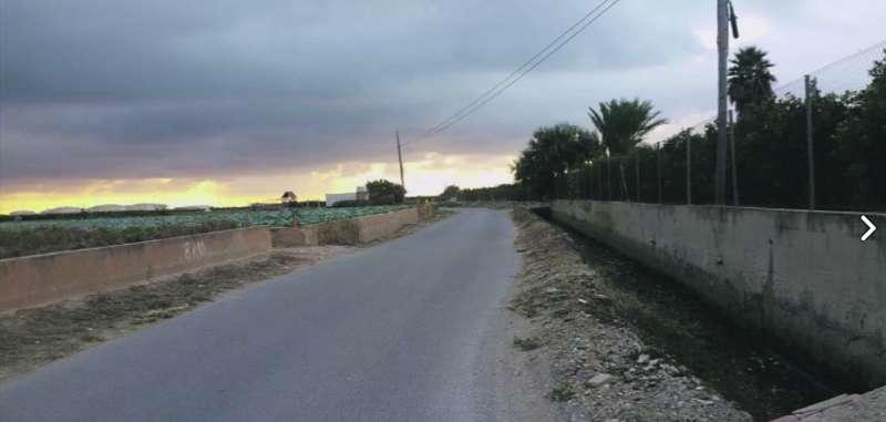 Camí de la Mar del municipi de Foios. / EPDA