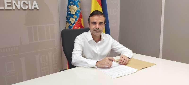 Rafa Pardo, concejal de Ciudadanos