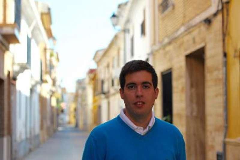 El portavoz del PP, Emilio José Belencoso. EPDA