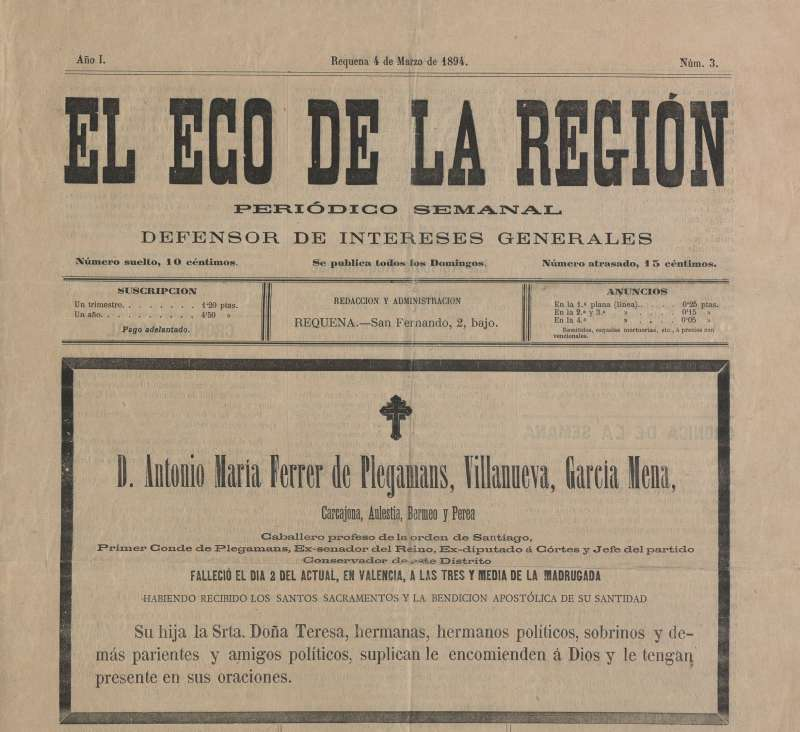 El Eco de la región