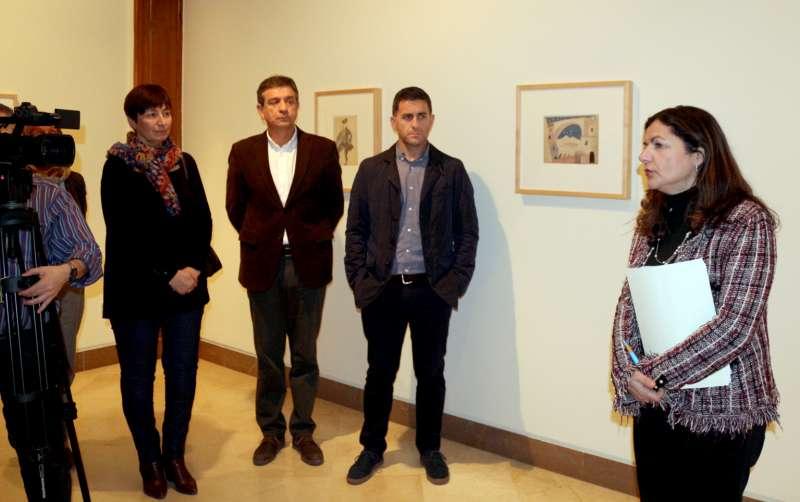 El taller se basa en la exposición de Picasso
