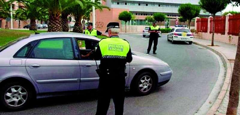 Policía Local Catarroja. EPDA