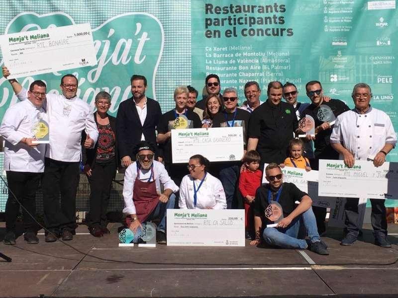 Concurs de Paella de Fetge de Bou