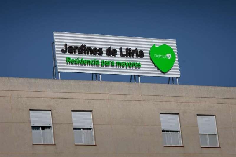 Vista general de la residencia Domus VI de Lliria (Valencia. EFE