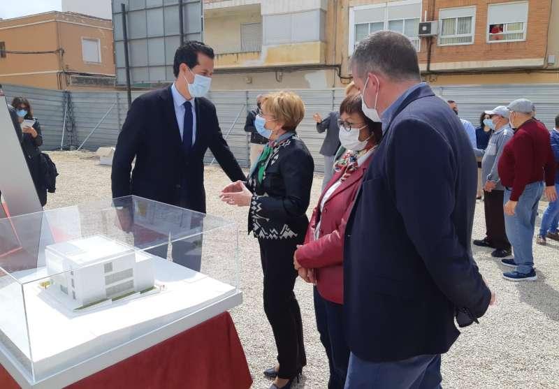 Nuevo centro de Salud/EPDA