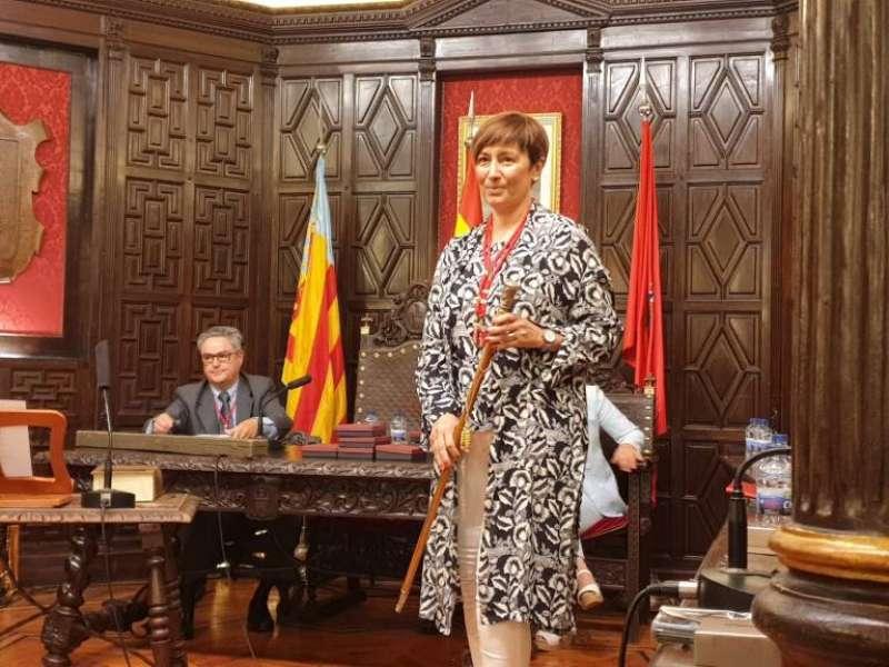 Alcaldesa de Segorbe, Mari Carmen Climent