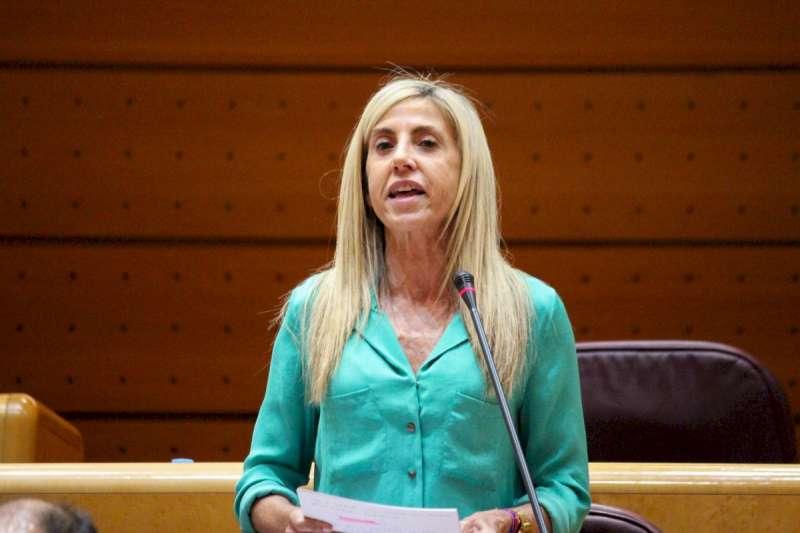 La concejal Marta Torrado. EPDA