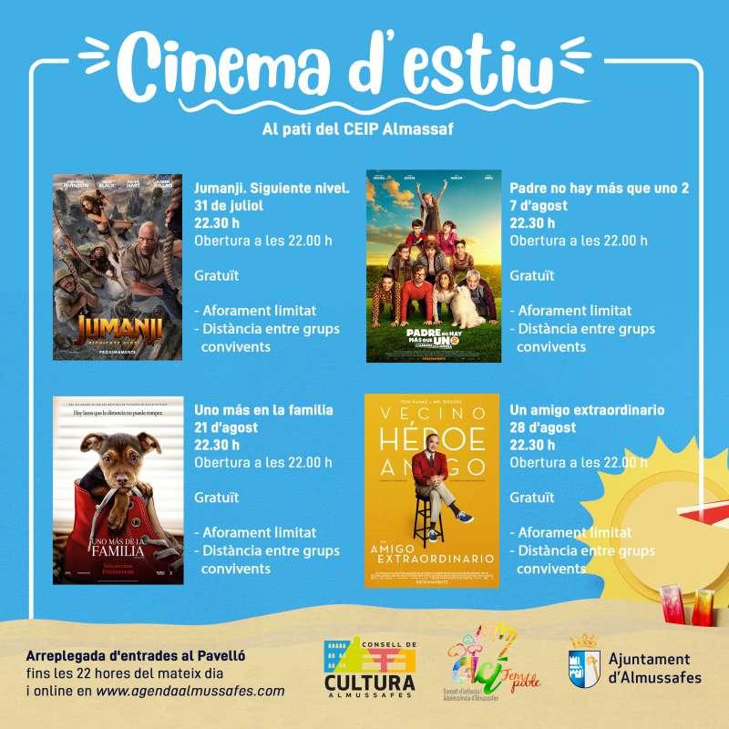 Cartell Cinema d