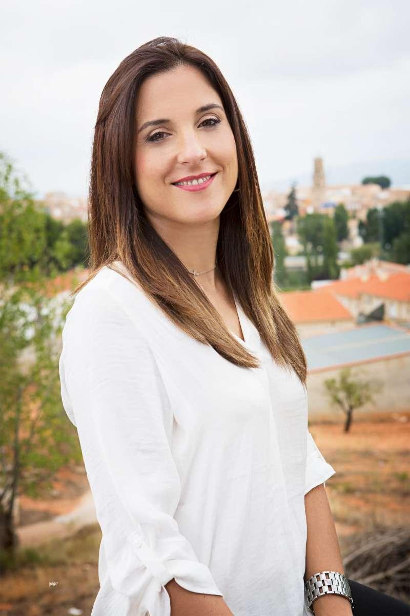 Vanesa López, alcaldesa de Caudete de las Fuentes