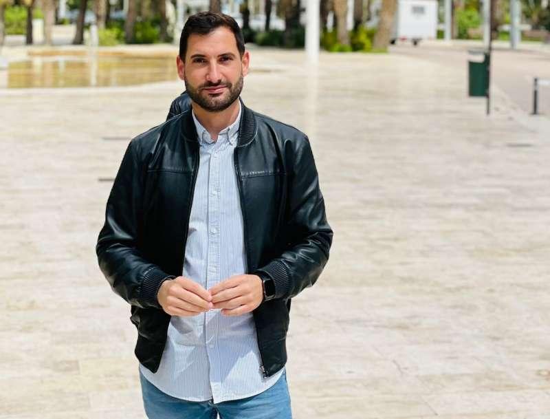 Stephane Soriano, concejal de Benaguasil. EPDA.