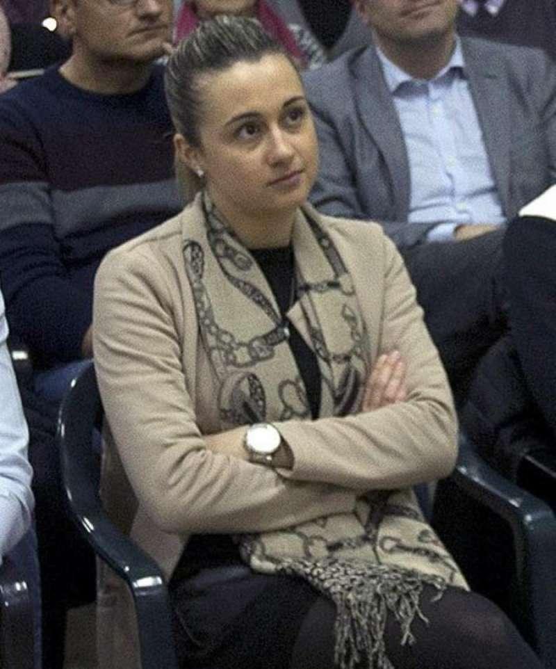La alcaldesa de la Vall d