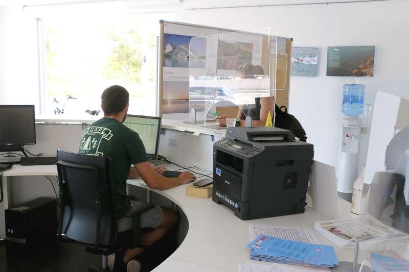 Oficina de Turismo de Puçol. EPDA
