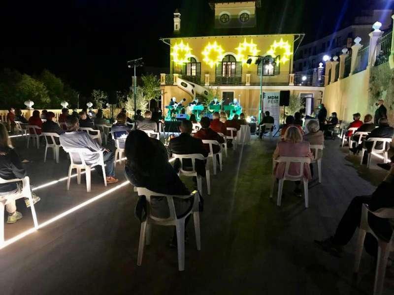 El festival en Villa Purificación el pasado año