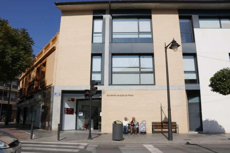 Ayuntamiento de Quart de Poblet.