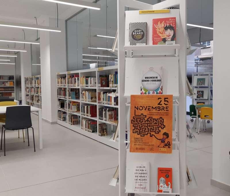 Biblioteca 25 N. EPDA