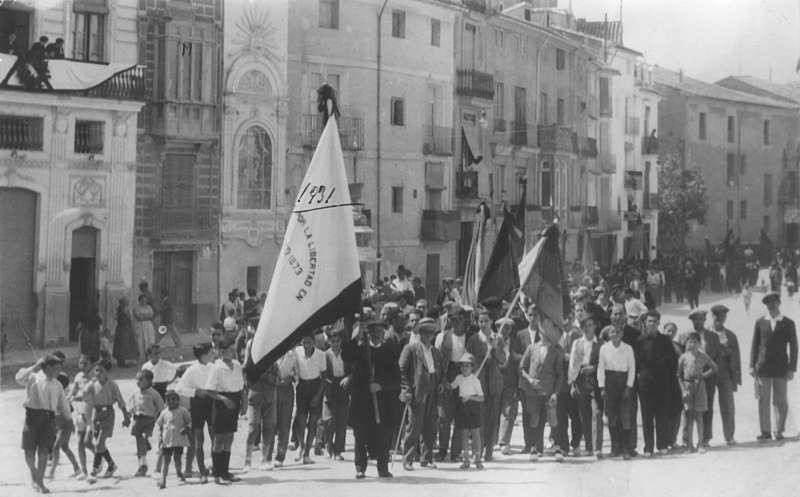 Proclamación de la II República Española en Segorbe