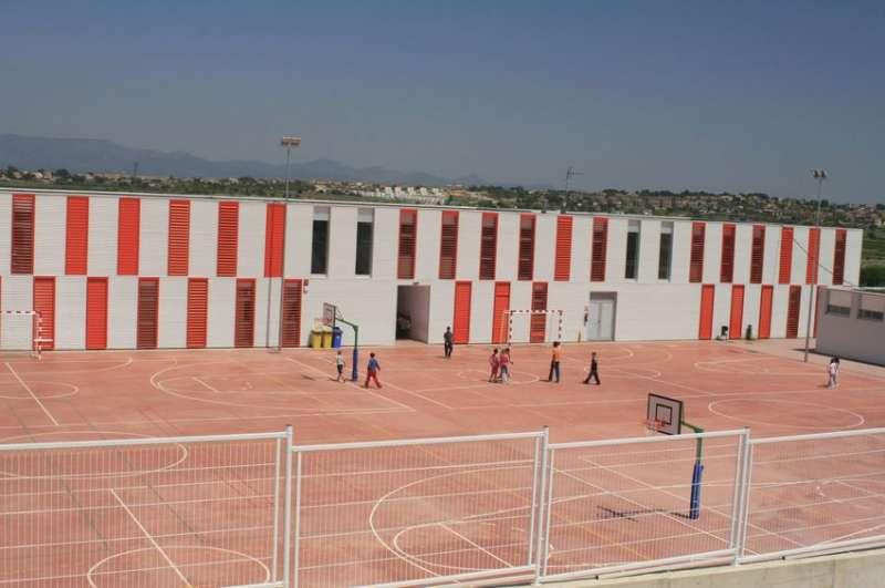 Foto del Colegio Público Camp de Turia