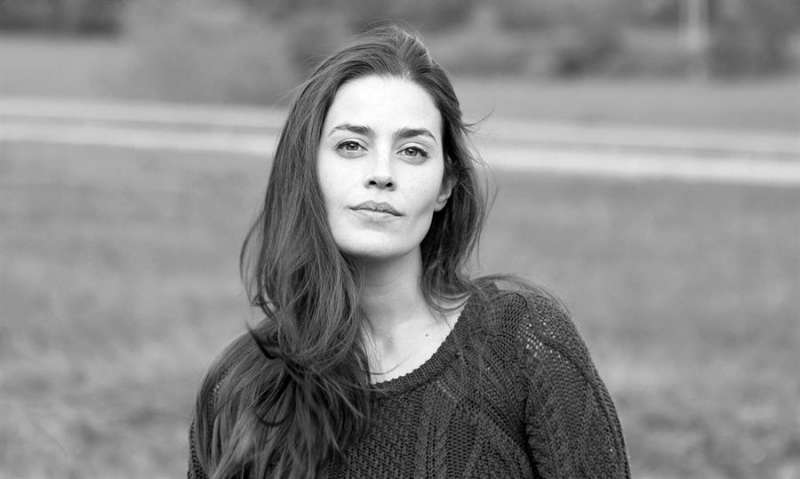 La escritora Lorena Franco, en una imagen facilitada por ella misma. EFE