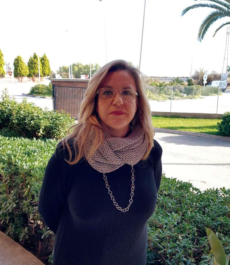 Ana Pardo, gerente de AUPIM. Foto EPDA