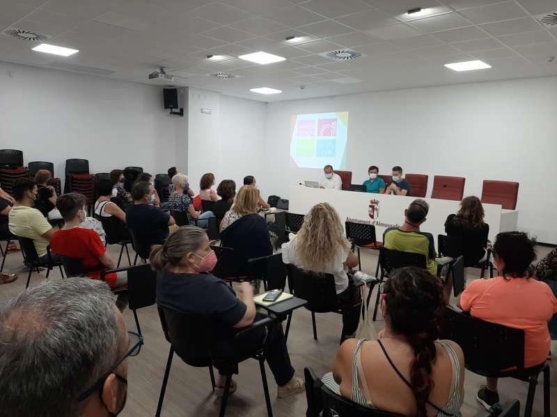 Presentació Market Place./EPDA