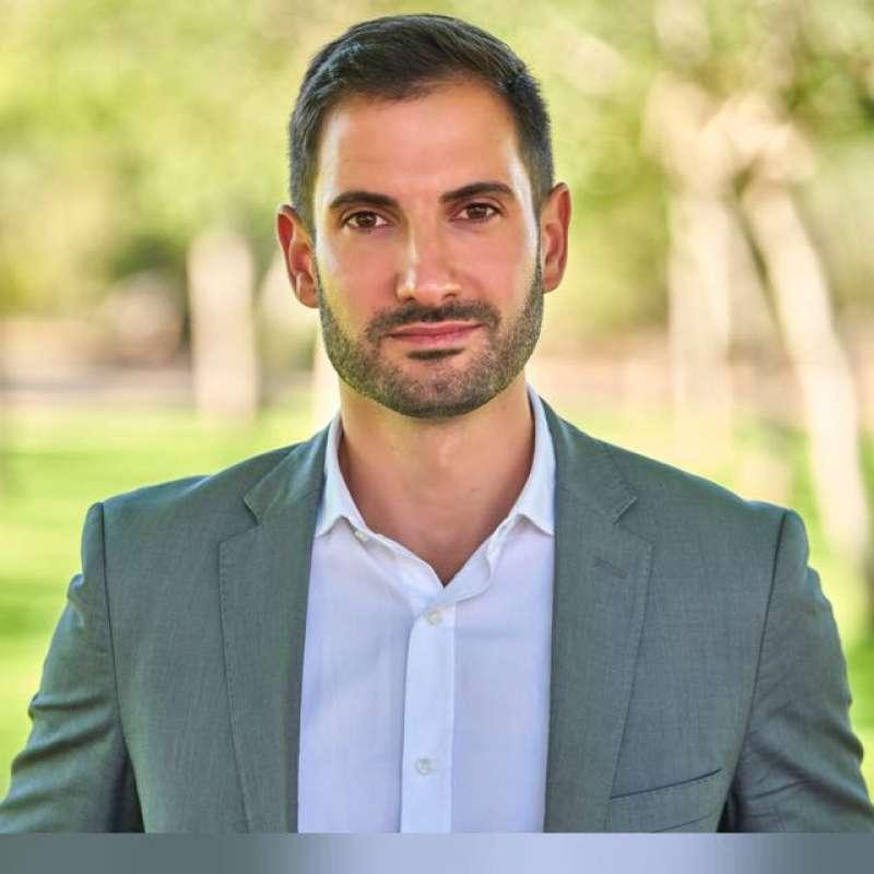 Stephane Soriano, edil del Ayuntamiento de Benaguasil. / EPDA