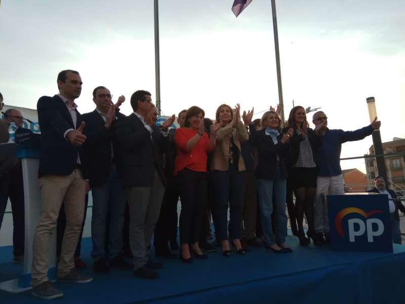 Presentación de la candidatura del PP de Paterna. EPDA