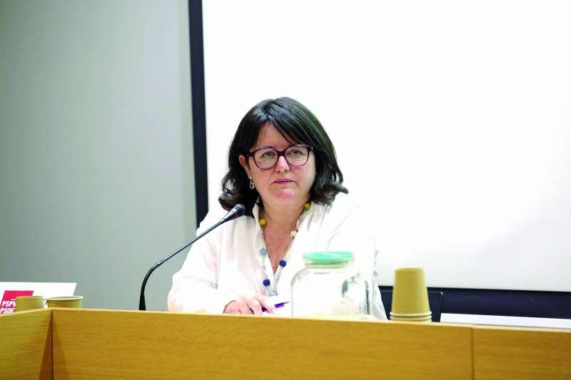 La socialista Teresa Bueso