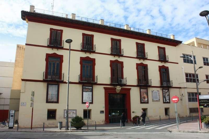 Casa de cultura de Burjassot. EPDA