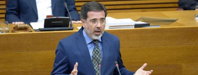 Alfredo Castelló, ex alcalde de Sagunt y actualmente diputado popular en les Corts.