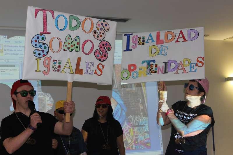Plena Inclusión CV. EPDA
