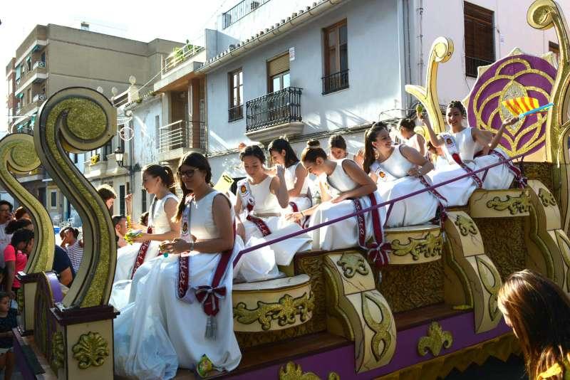 Fiestas de Benetússer. Archivo