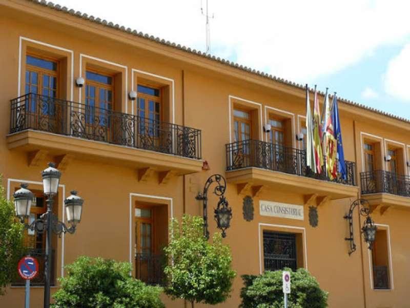 Ayuntamiento de Requena.