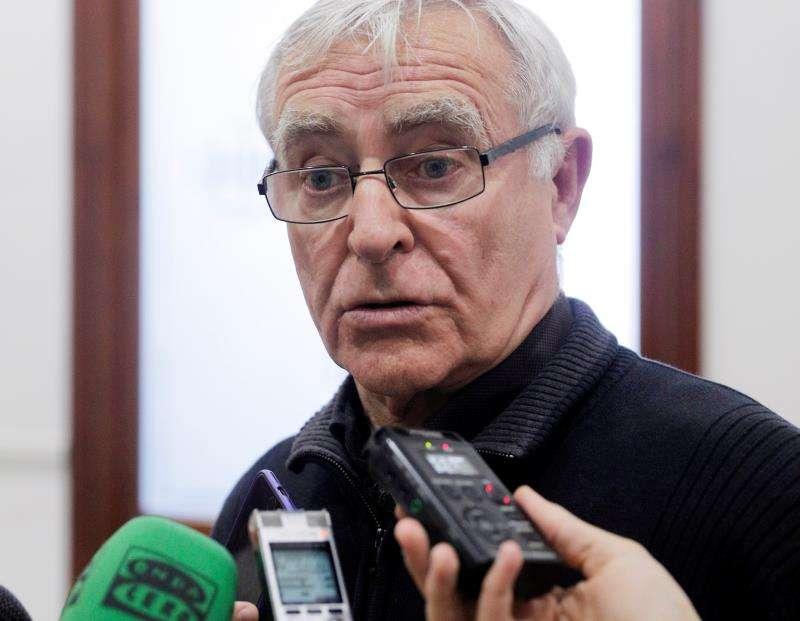 El alcalde de València, Joan Ribó. EFE/Archivo