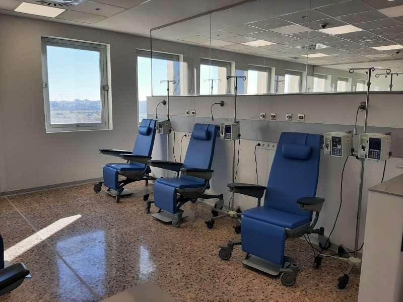 Imagen del Hospital de Día.