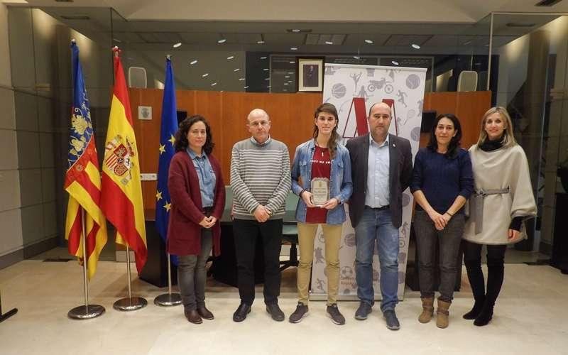 Recepción en el Ayuntamiento de Massamagrell. EPDA