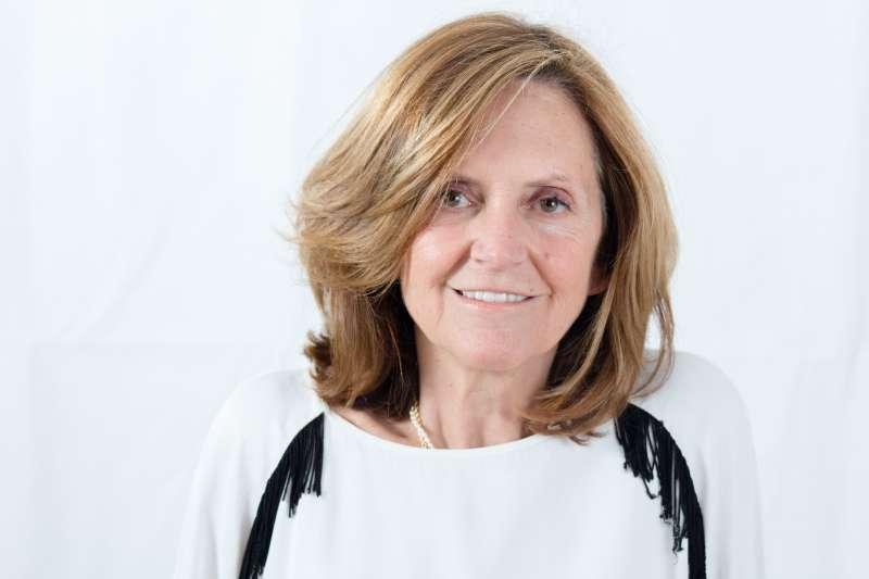 Elia Verdevío Escribá, actual portavoz del grupo municipal del Partido Popular de Bétera y candidata a la Alcaldía.