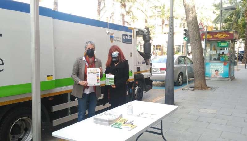 Campanya de reciclatge de Catarroja