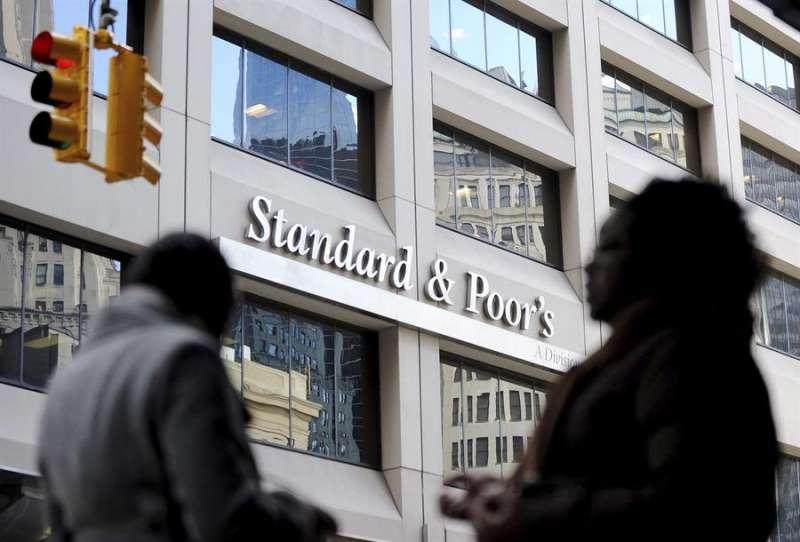 Nueva York.- Oficinas de Standard and Poor