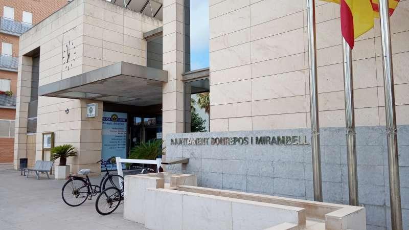Ajuntament de Bonrepòs i Mirambell. EPDA